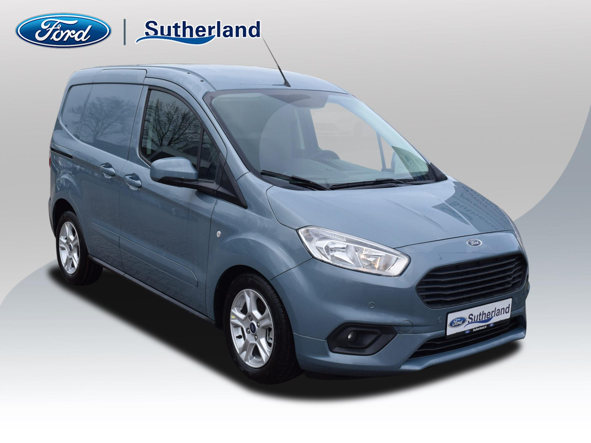 Ford Transit Courier - 10 km