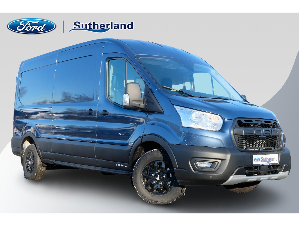 Ford Transit - 10 km