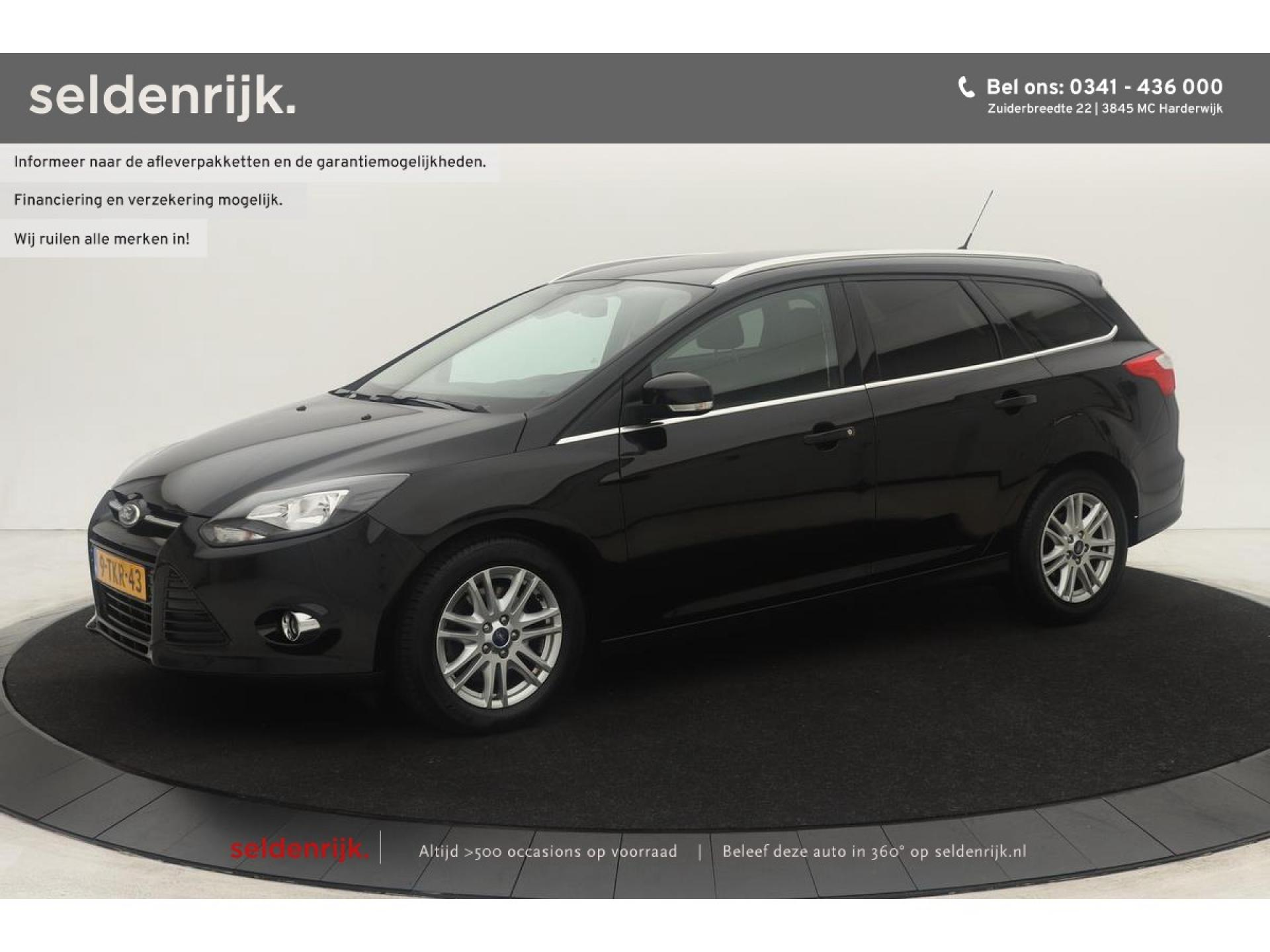 Ford Focus - 127.425 km
